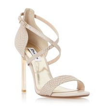 Mojito metal heel strappy sandals