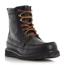 Polo Ralph Lauren Willingcott  Apron Stitch Leather Boot
