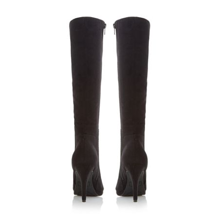 Linea Starlett high heel knee high boots