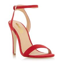Madam two part high heel strappy sandals