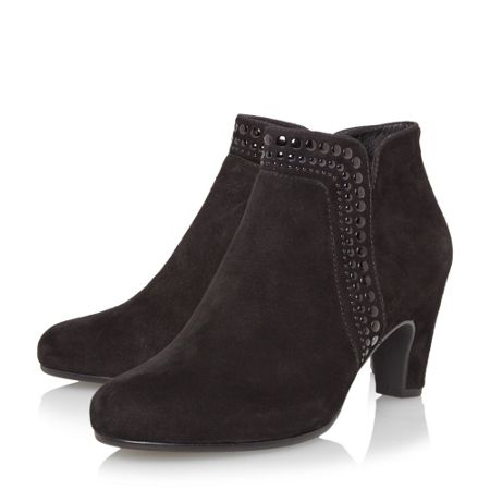 Gabor Provide studded ankle boots