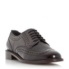 Flint traditional lace up shoes