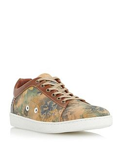 Tropicana Lace Up Casual Trainers