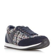 Effect sm dressy lace up trainers