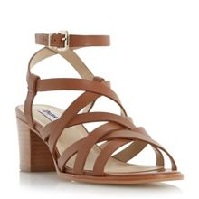 Iliana strappy block heel sandals