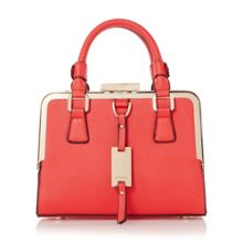 Dinidiana small structured top handbag