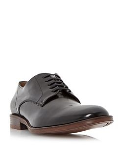 Dune Rory smart round toe formal gibson shoes