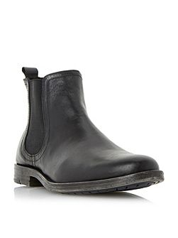 Dune Chockers casual round toe chelsea boot