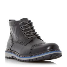 Champion leather sporty sole boots