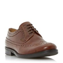 Fillie leather lace up shoes brogues