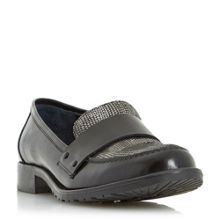 Dune Granada cleated loafers