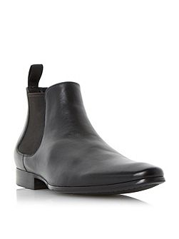 Mister Smart Leather Chelsea Boot