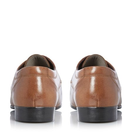 Howick Receipt leather lace up derby shoes