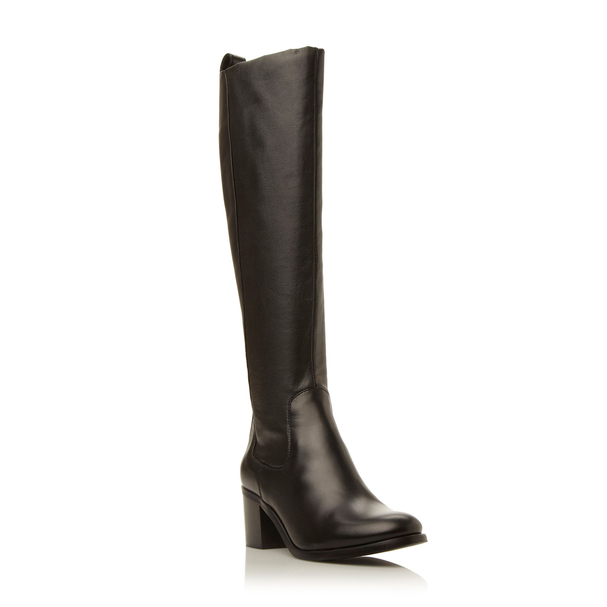 buy cheap knee high leather boot compare s