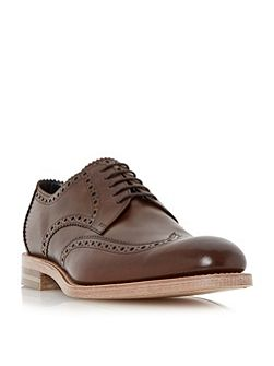Loake Rankin leather lace up brogues