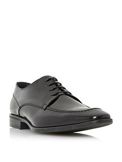 Dune Ratatouille -square toe lace up shoe