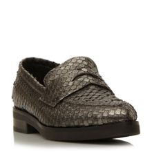 Finnley pointed penny loafer