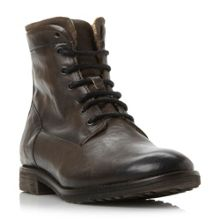Dune Connor plain toe casual boots