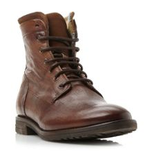 Connor plain toe casual boots