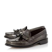 Reece tassle college loafers