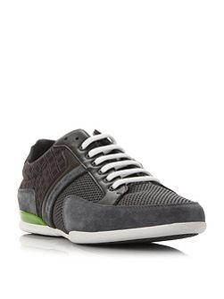Hugo Boss Spacit graphic - graphic print trainers