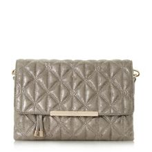 Emeni quilted shoulder bag