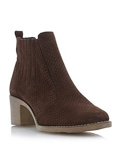 Prichard ankle boots