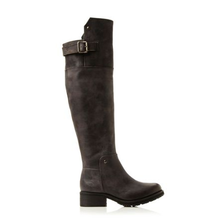 Steve Madden Libbykee buckle over the knee boots