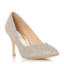 Untold Brookel sweetheart cut court shoes