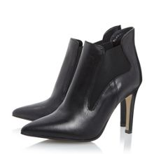 Onassi heeled dressy ankle boots