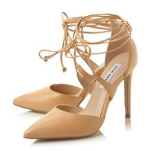 Steve Madden Raela pointed wrap around court shoes