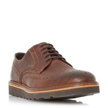 Barkly wedge sole brogues