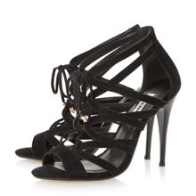 Dune Mila ghilly lace up sandals