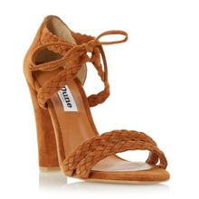 Marlee plaited ghilly sandals