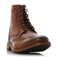 Ted Baker Sealls heavy brogue boots
