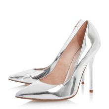 Aimey stiletto heel pointed toe courts