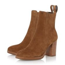 Parker square toe chelsea ankle boots