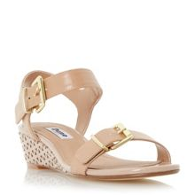 Largo low wedge sandals