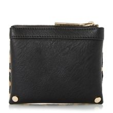 Klarisa double pouch purse