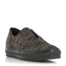 Emmy laceless trainers