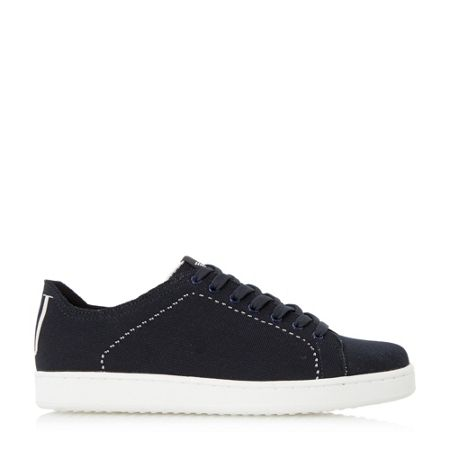 Armani Jeans C6513/y6 Stitch Detail Trainers