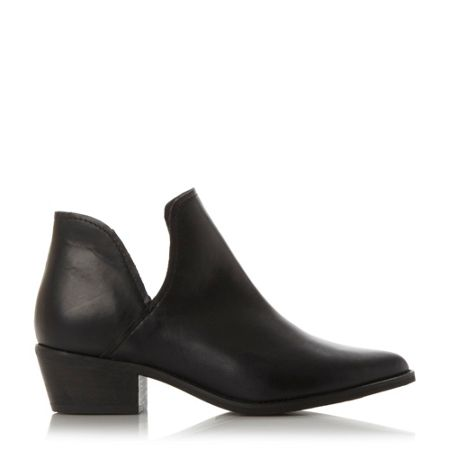 Steve Madden Austyn cut out ankle boots