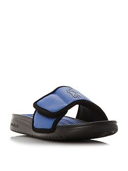 Romsey colour pop slider sandal