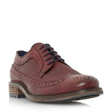 Dune Bongo Chunky Sole Brogue Shoes