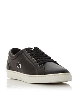 Lenglen leather cupsole trainer