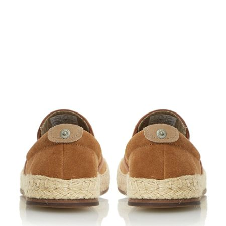 Hugo Boss Antwann Slip On Espadrille Shoe