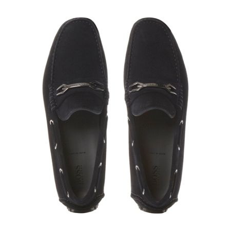 Hugo Boss Driprin Suede Snaffle Drivers