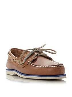 A16m8 colour pop boat shoe