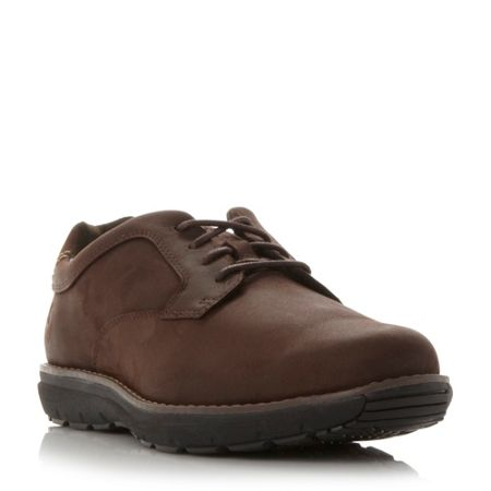 Timberland A1910 wedge sole gibson shoes