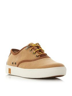 A15kc canvas cupsole oxford trainers